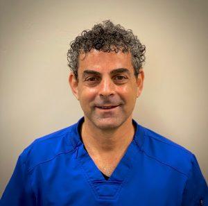 Dr Harvey Abrams